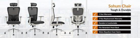 Sohum Chairs Range