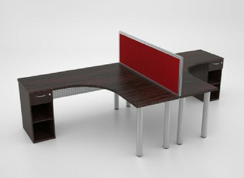 Moscow cluster desk
