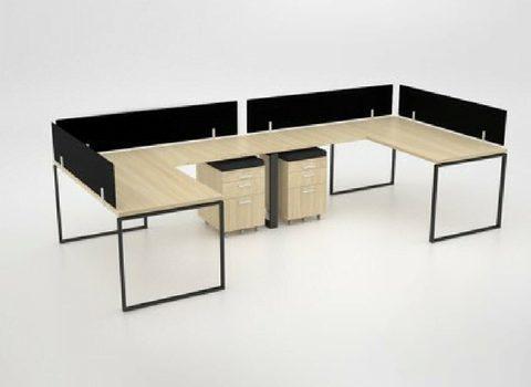Azha cluster desk
