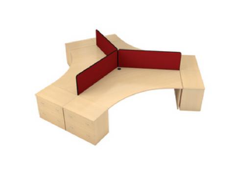 Zoe cluster desk