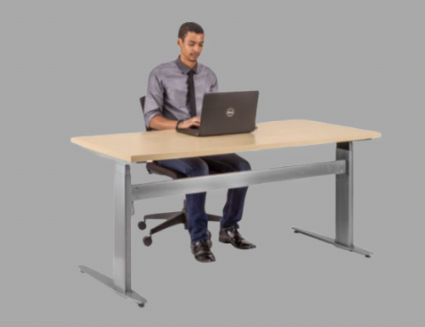 004ZIP Training room desk