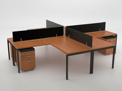 Ascsella cluster Desk