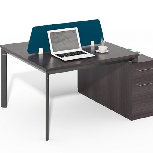 TWO-004 2 person Office Staff Benching Desk
