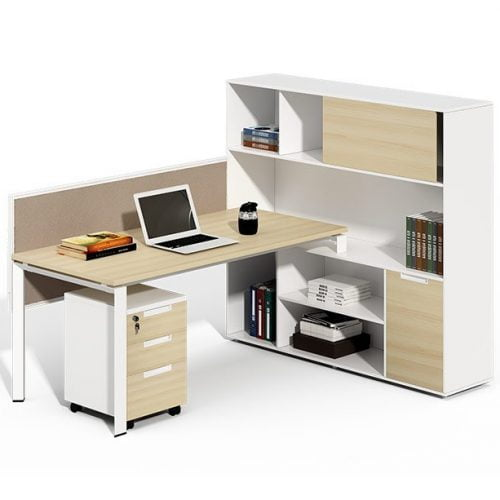 TWO-0011 Computer Case Desk Workstation Full Height Cabinet