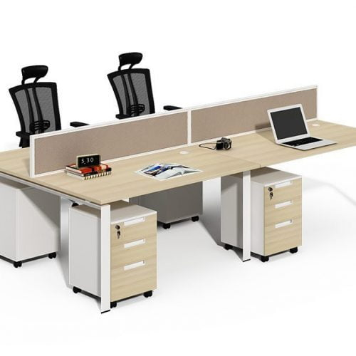 TWO-0016 Professional Computer Desk Workstation Tables