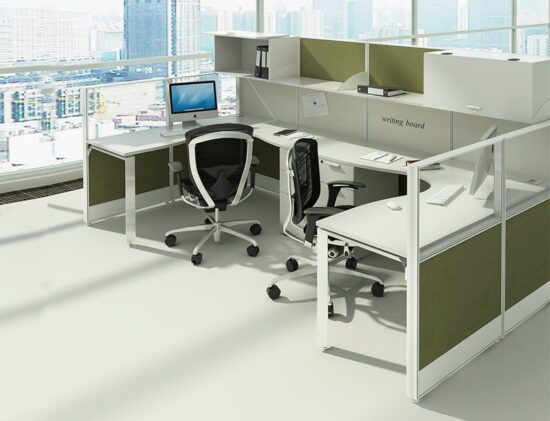 High Partition Office Cabin FHW 001