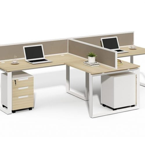 TWO-0013 Computer Desk Partitions