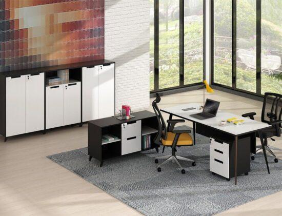 Computer workstation desk ST 007