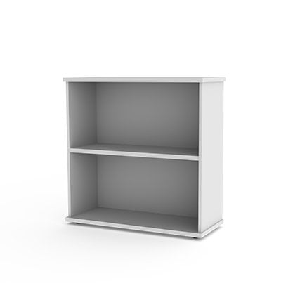 2 Tier Bookcase Open TBO 001