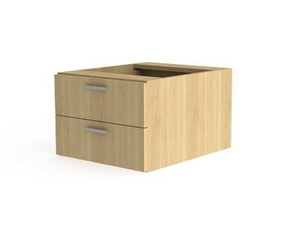 Fitted Pedestal – 2 Drawer 0010