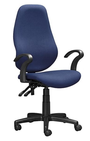 0011 S4000 Operator Chair – Y100 Armrests