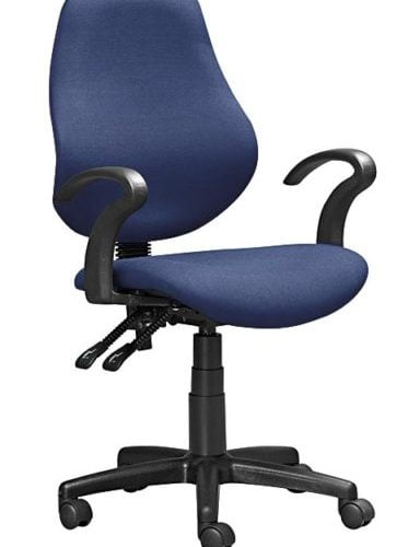 0013 S3000 Operator Chair – Y100 Armrests