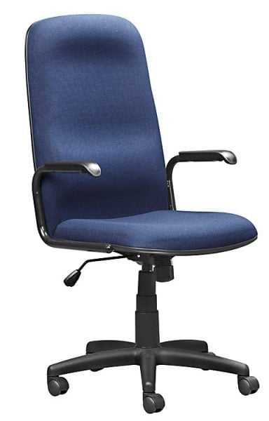 0016 Paula High Back Chair
