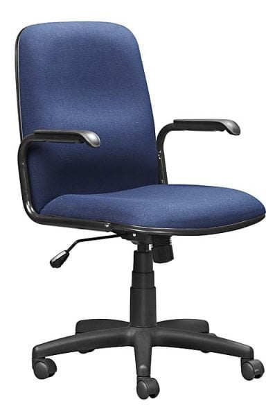 0019 Paula Mid Back Chair
