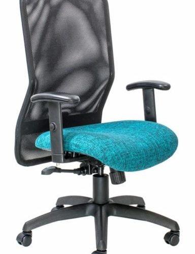 007 Lisa High Back Chair