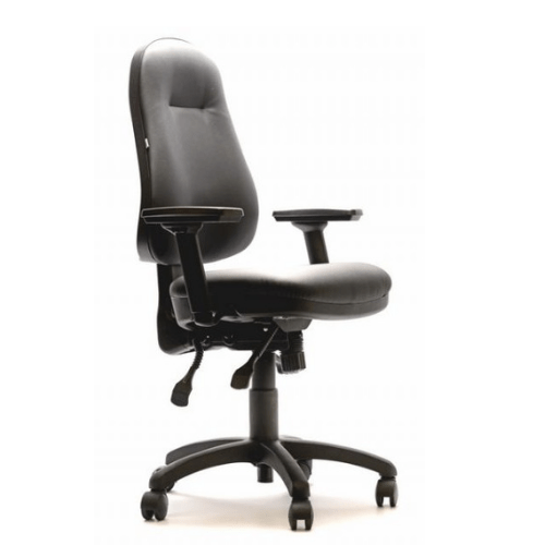 001 Form 2 Chair- Bonded Leather