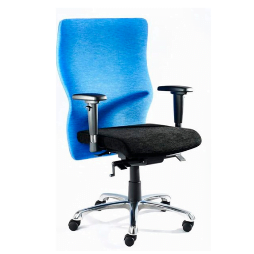 001 Supermax High Back Chair