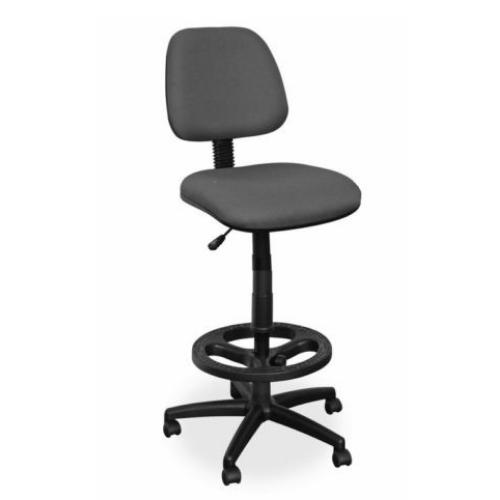 0015 Ella Draughtsman Chair – Nylon Footring
