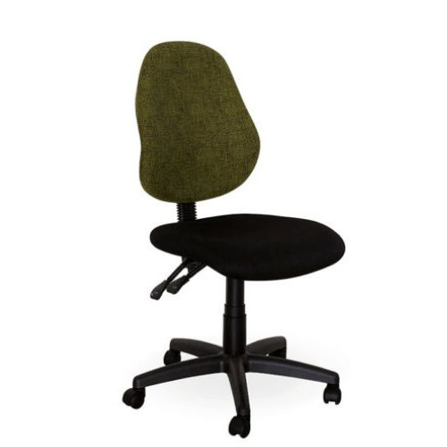 007 Luna Mid Back Typist Chair