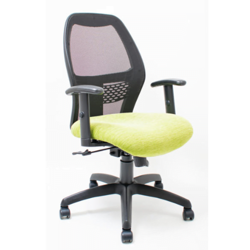 001 Cre8 Mid Back Chair with Headrest