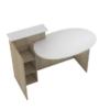 W001 Deco Reception Desk