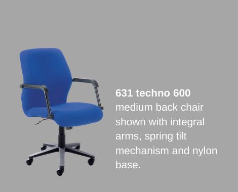 Techno 600 range