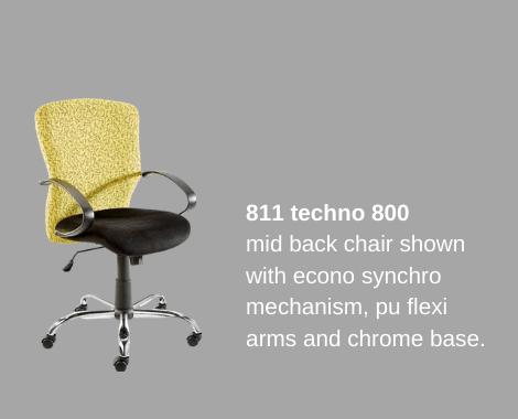 Techno 800 range