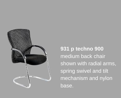 Techno 900 polyurethane range
