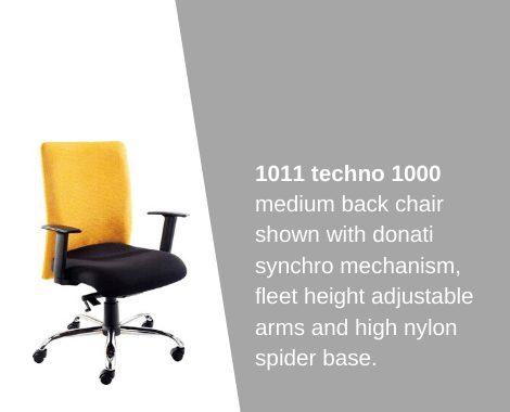 Techno 1000 range