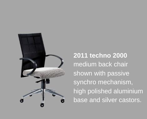 Techno 2000 range
