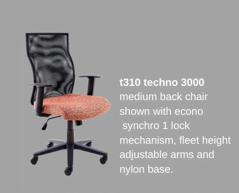 Techno 3000 range