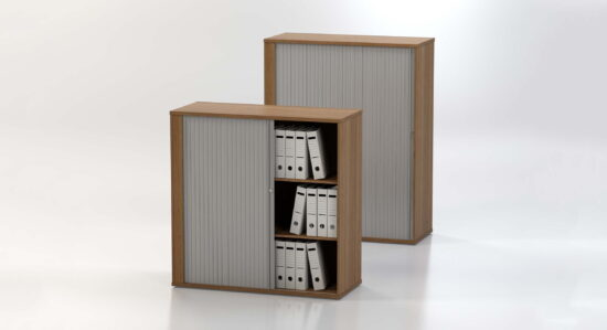 <h2>38<sup>2</sup> Benching System cabinets and bookcase storage</h2>