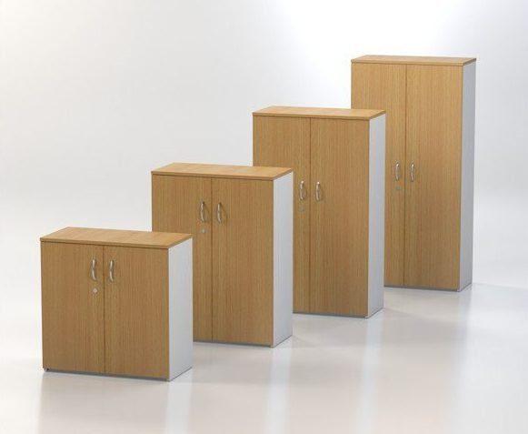 Puzzle cupboards
