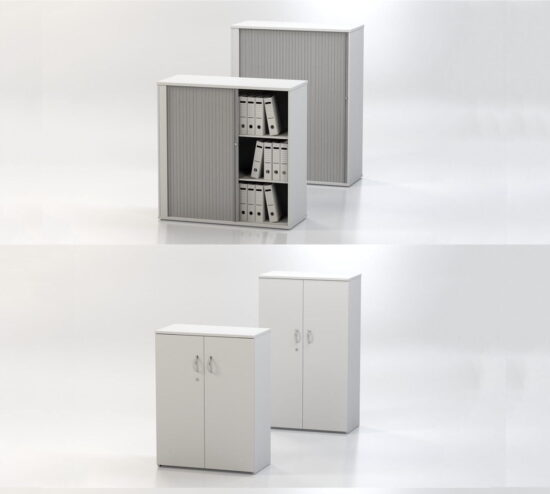 Plan b cabinets and bookcase storage