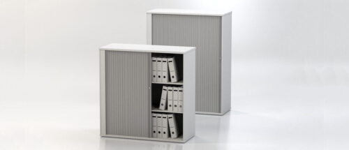 Pod cabinets and bookcase storage