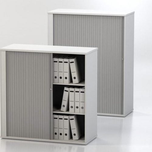 Pod cabinets and bookcase storage