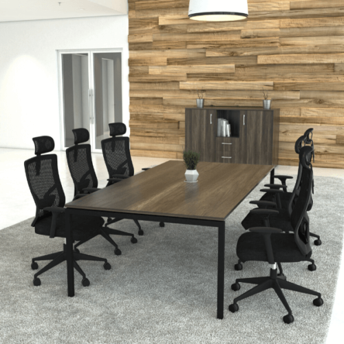 Connect Boardroom_Monument Oak