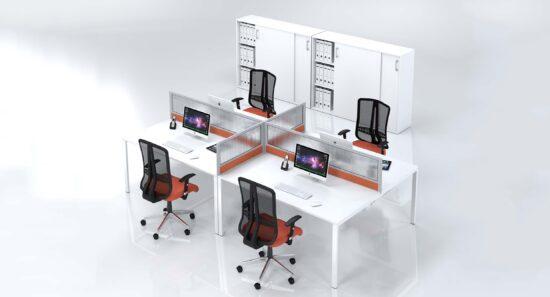 Twentyfive50 bench call-center