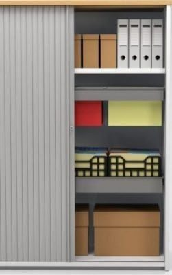 Components-shelves, trays and cradles