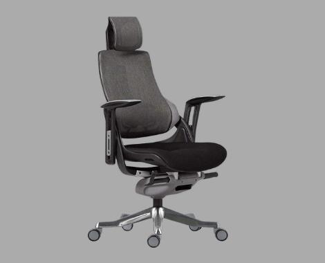 Merryfair Wau Ergo Upholstered Chair