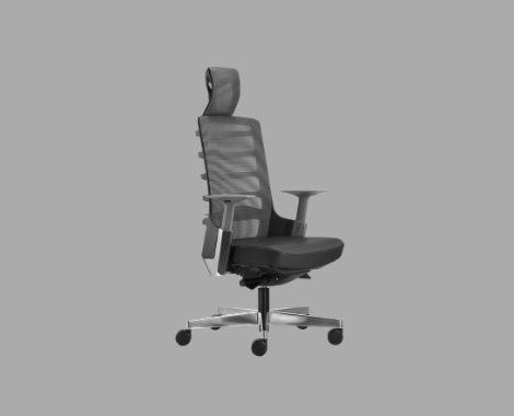 Merryfair Spinelly Ergonomic Chair