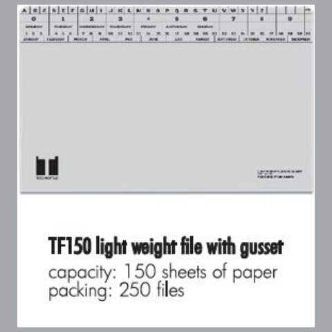 TF50 light weight file