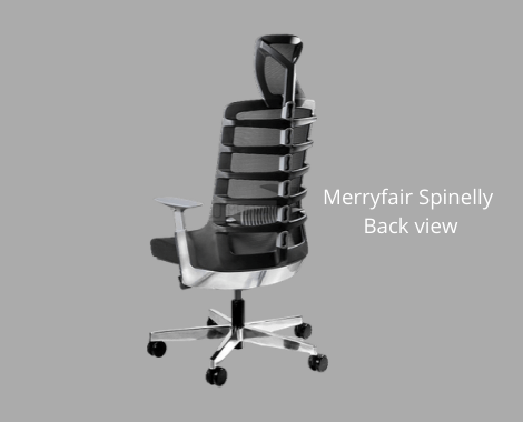 Merryfair Spinelly Ergonomic Chair