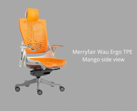 Merryfair WAU ergonomic TPE chair