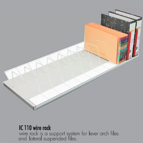 1C 110 wire rack