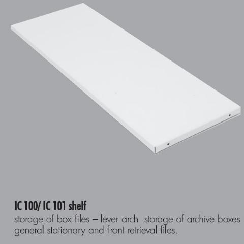 IC 100/IC 101shelf
