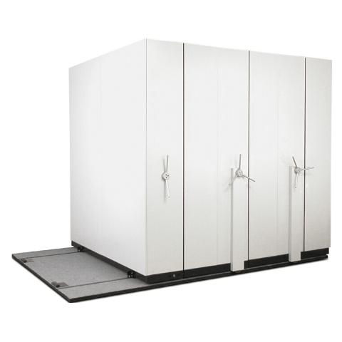 1A-High density filing system