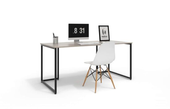 Desk With L Shaped Legs