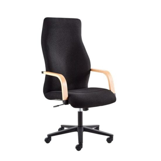 Arch High Back Chair