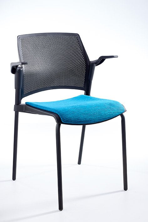 Flick Arm Chair Upholstered